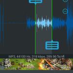 รีวิวแอพ MP3 Cutter ตัดต่อเสียง ทำเสียงเรียกเข้า