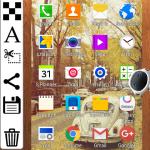 รีวิวแอพ ScreenShot จับภาพหน้าจอแบบง่ายๆ
