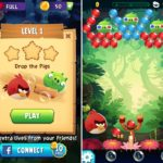 รีวิวเกม Angry Birds POP Bubble Shooter