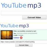 วิธีดาวโหลด YouTube เป็น MP3 ผ่านเว็บ