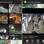 รีวิวแอพ Web Camera Online กล้องวงจรปิด